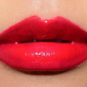 "Anastasia Beverly Hills ""Punchy Red"" lip gloss"